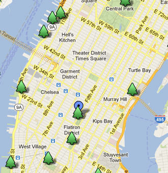 dog parks 14th to 59th